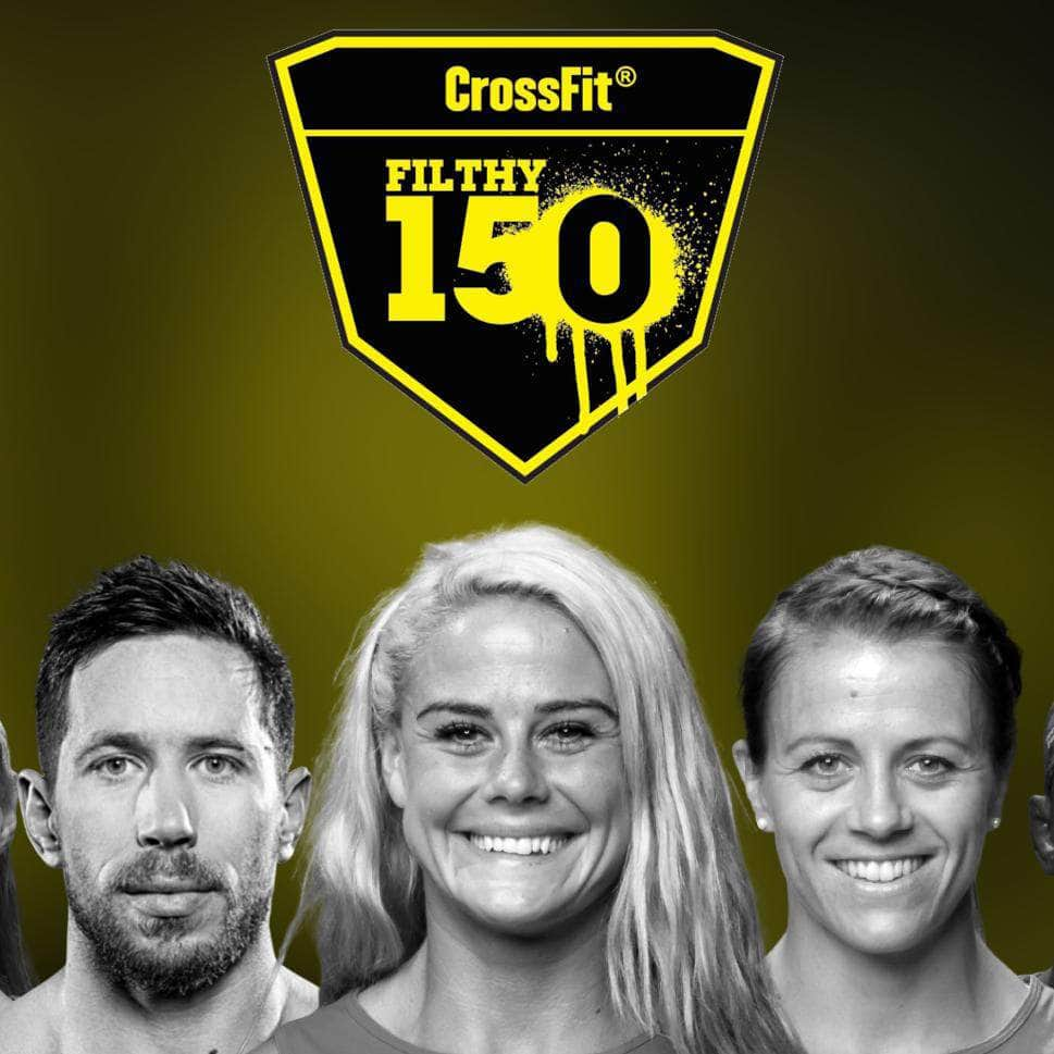 CrossFit Filthy 150 Report: Sara Sigmundsdottir Blows Away Field