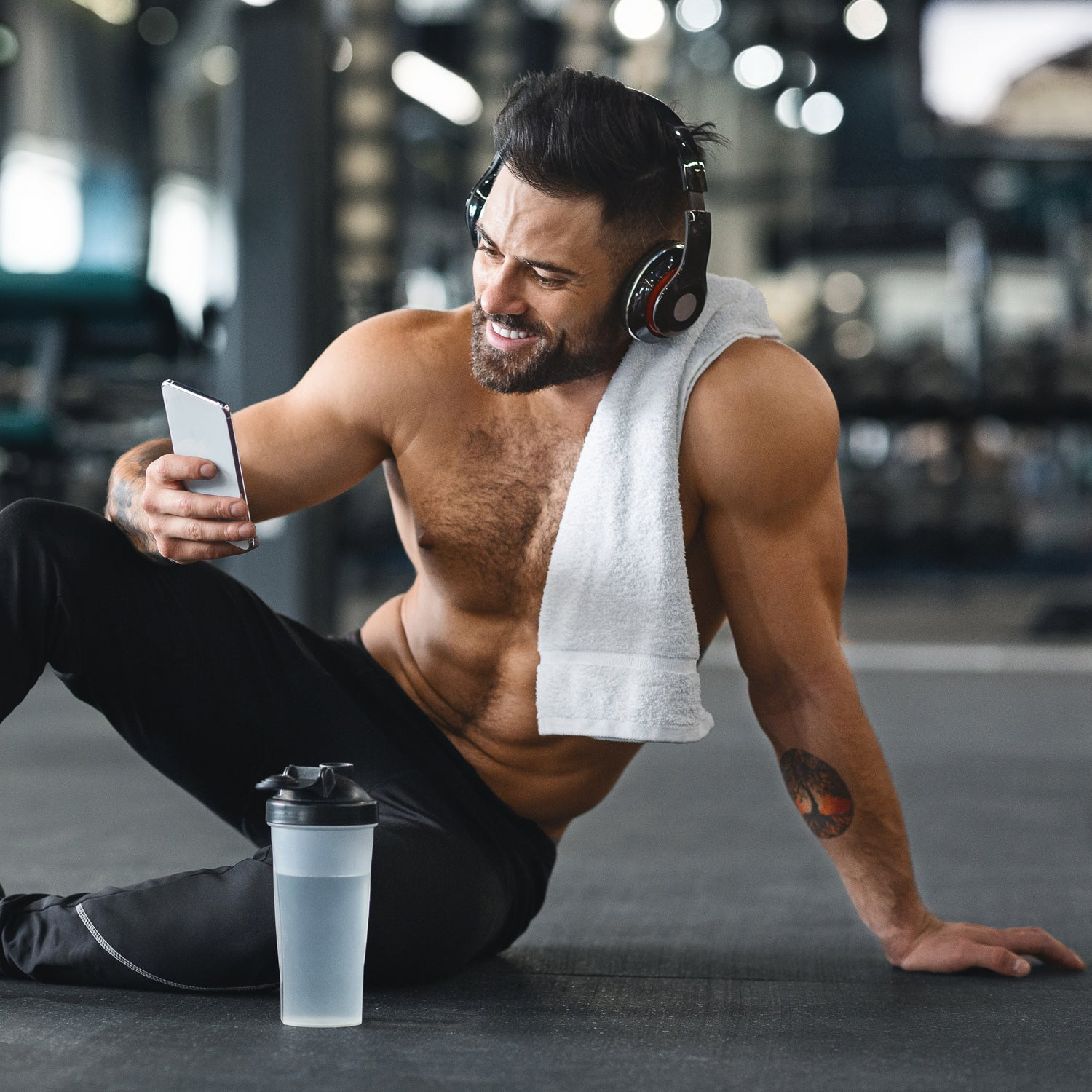 Top 5 Workout Apps