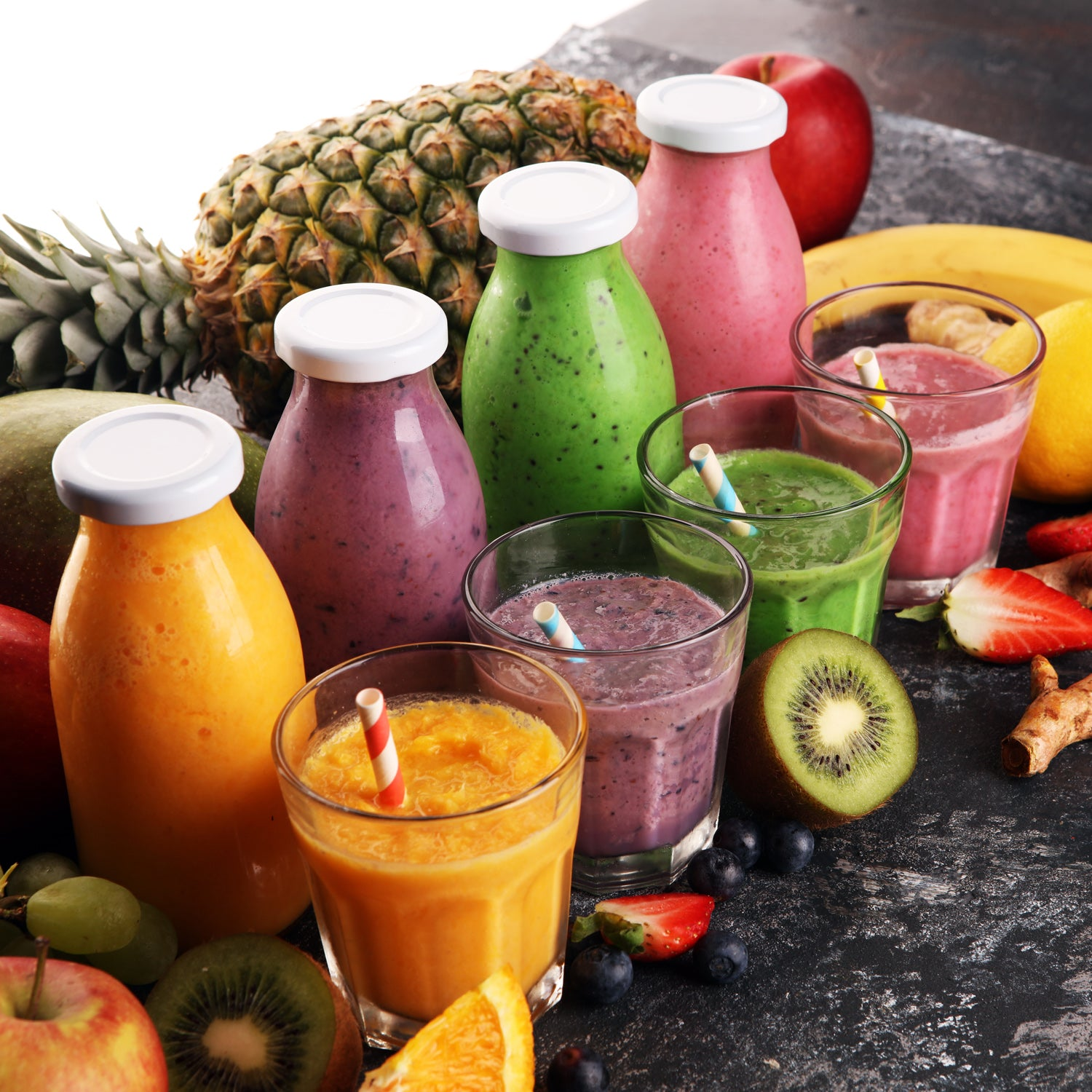 7 Types Of Juice Packed With Nutrients
