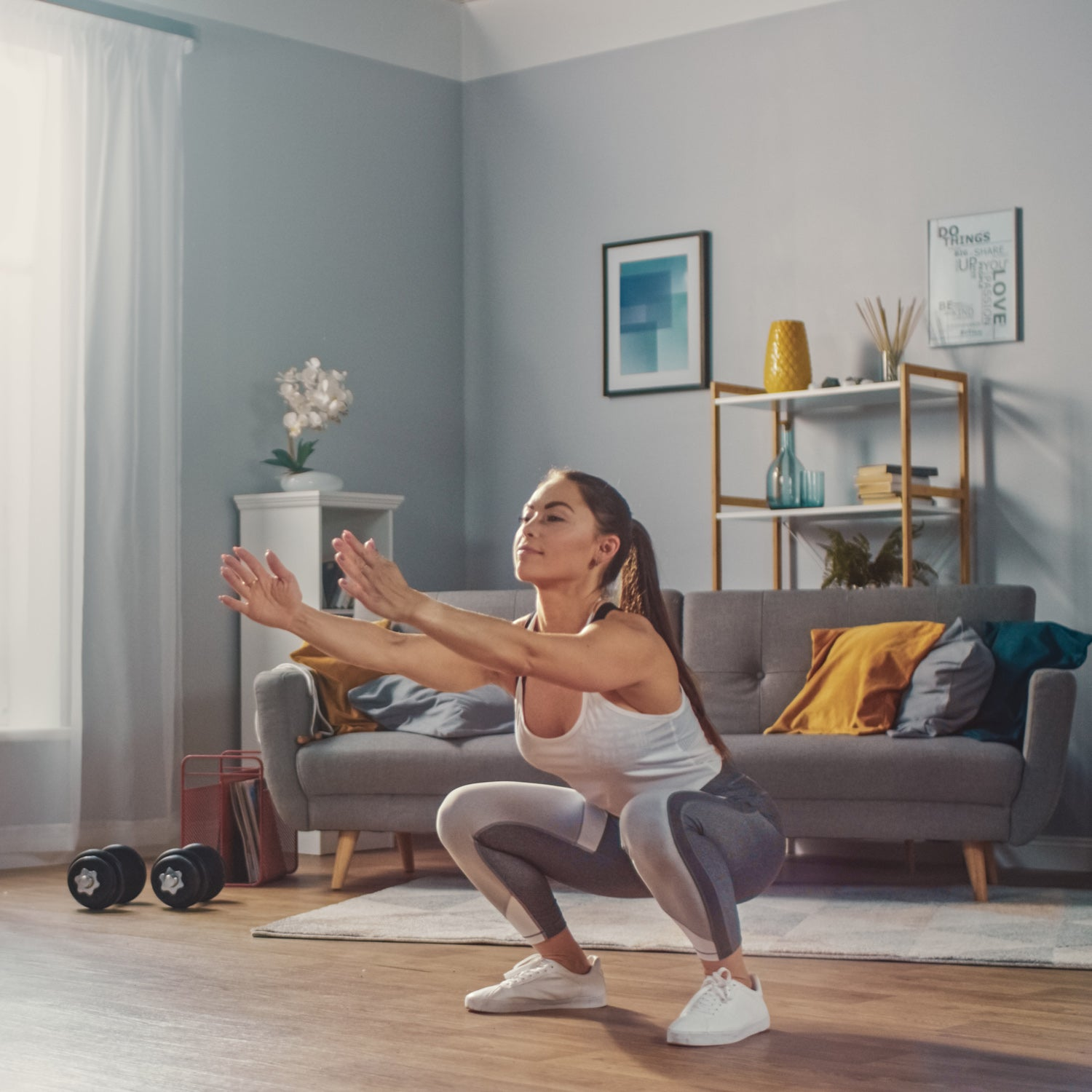 5 Ways Athletes Can Improve Fitness When Working From Home