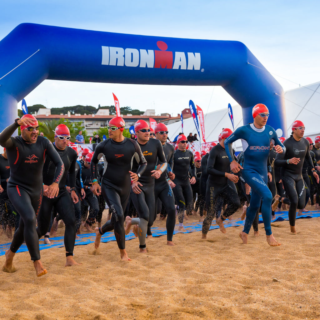 How Do Elite Ironman Athletes Train?
