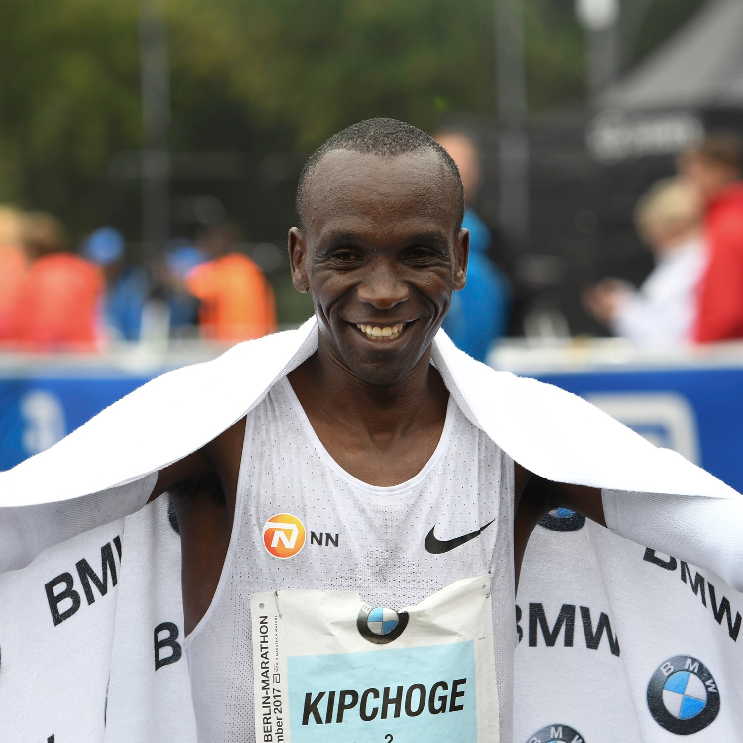 How Does Sub-2hr Marathon Runner Eliud Kipchoge Train?