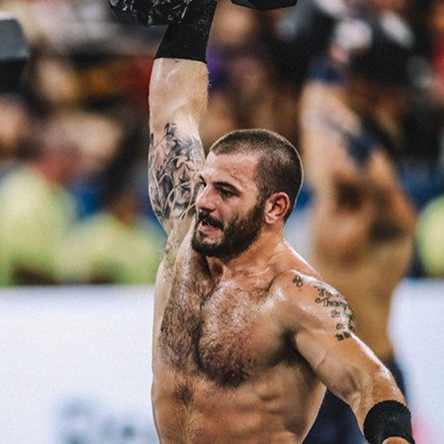 CrossFit Strength In Depth Report: Mat Fraser & Mayhem Freedom Take Titles