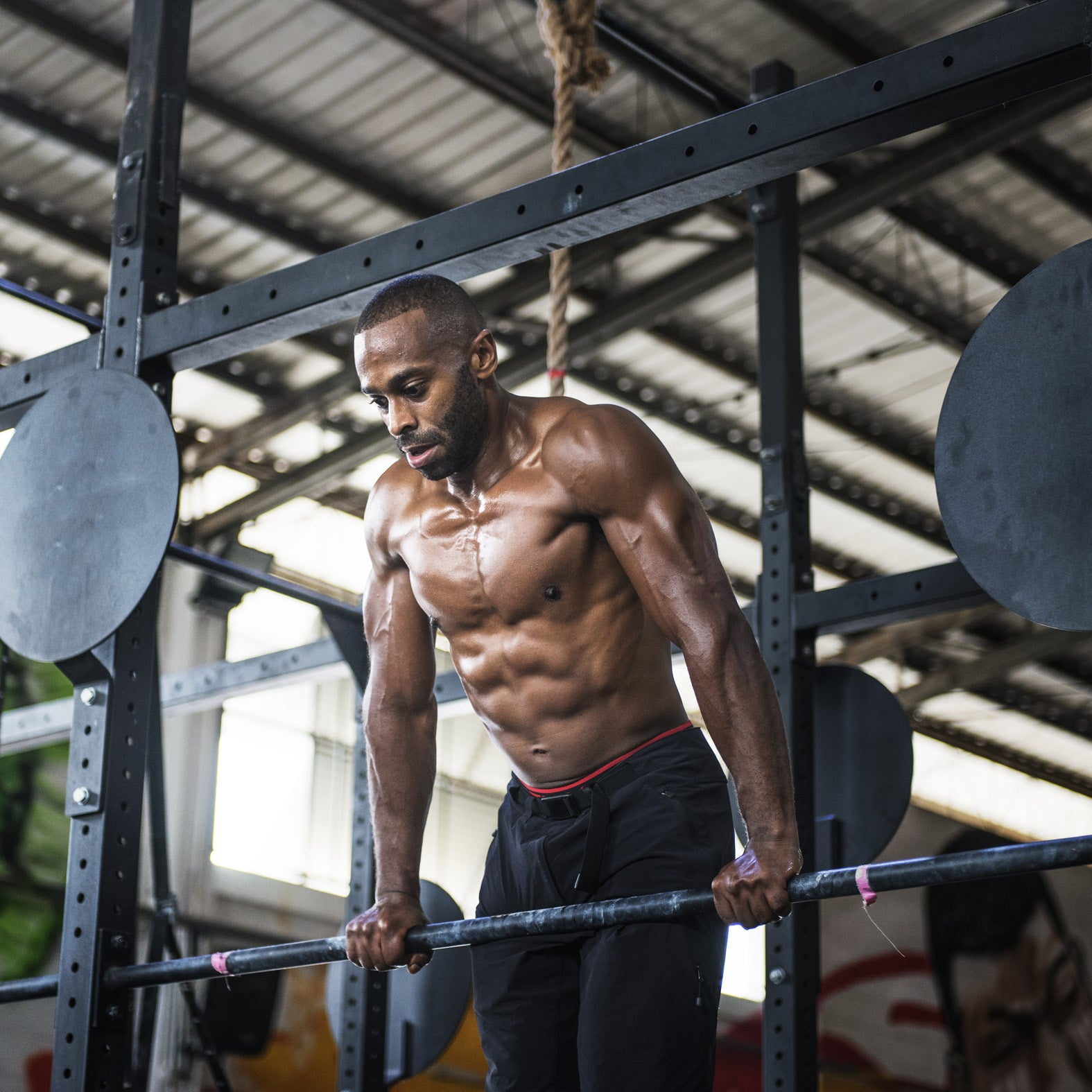 How To Progress To Muscle-Ups