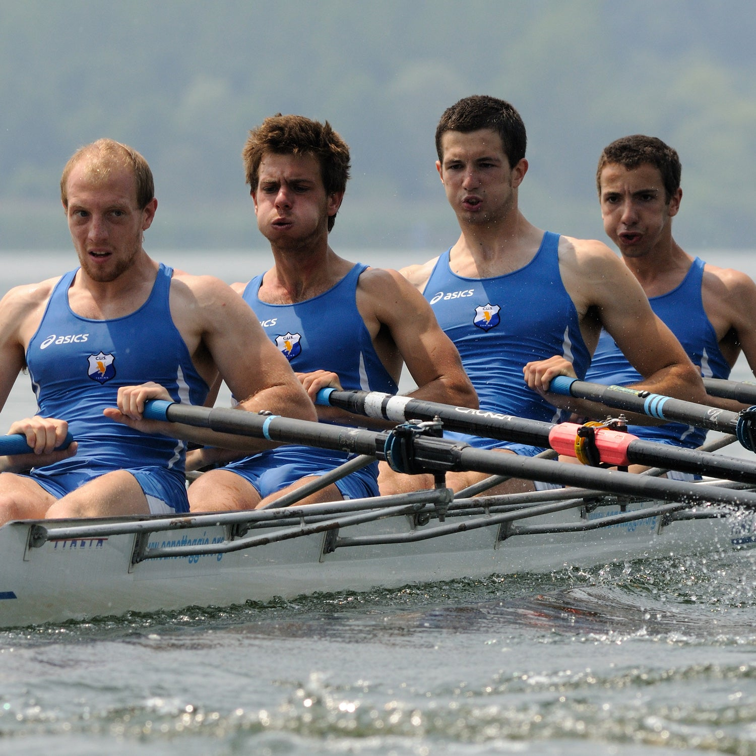 How Does An Olympic Rower Train?