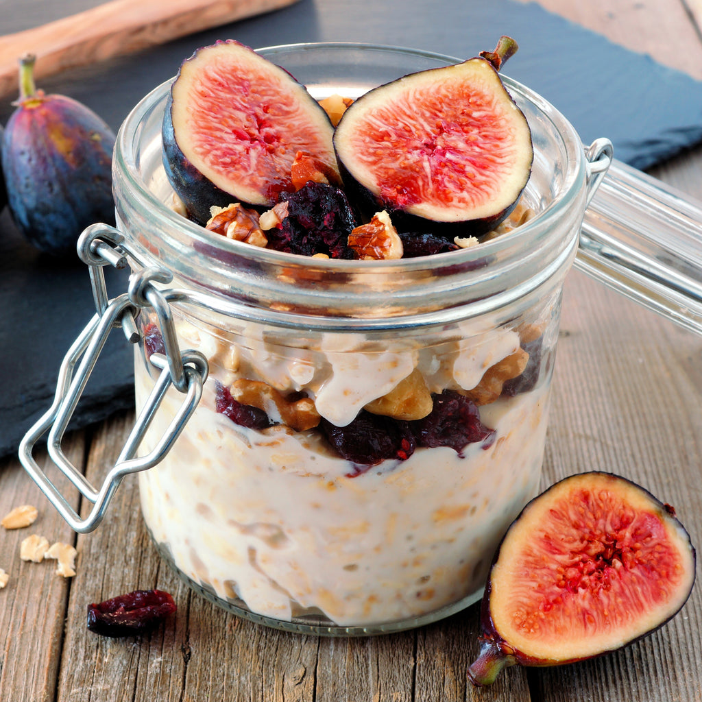 5 Overnight Oat Recipes To Fuel Performance