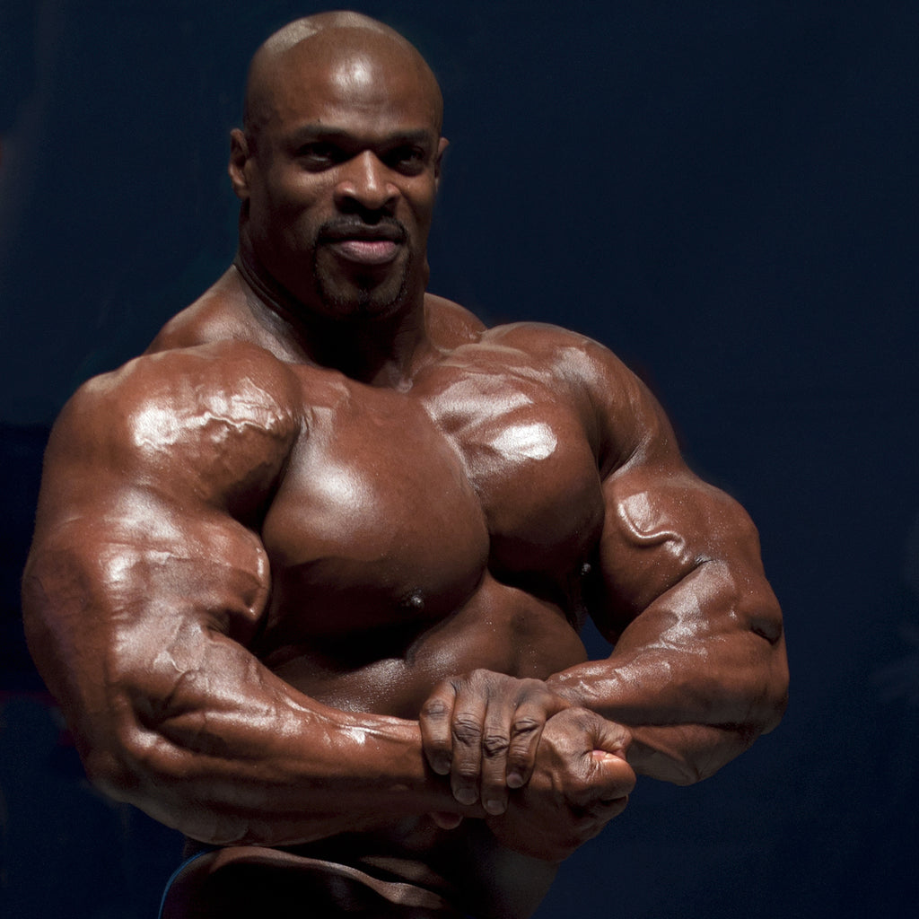 How Did Ronnie Coleman Train?