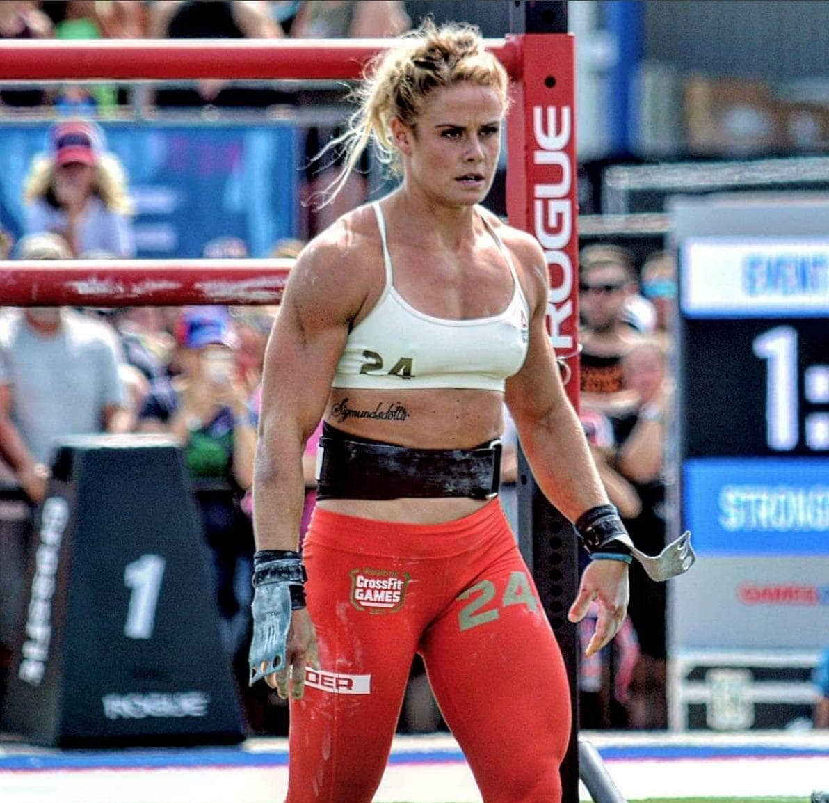 CrossFit Open 20.4 Review: Theofanidis & Sigmundsdottir One Week From Title