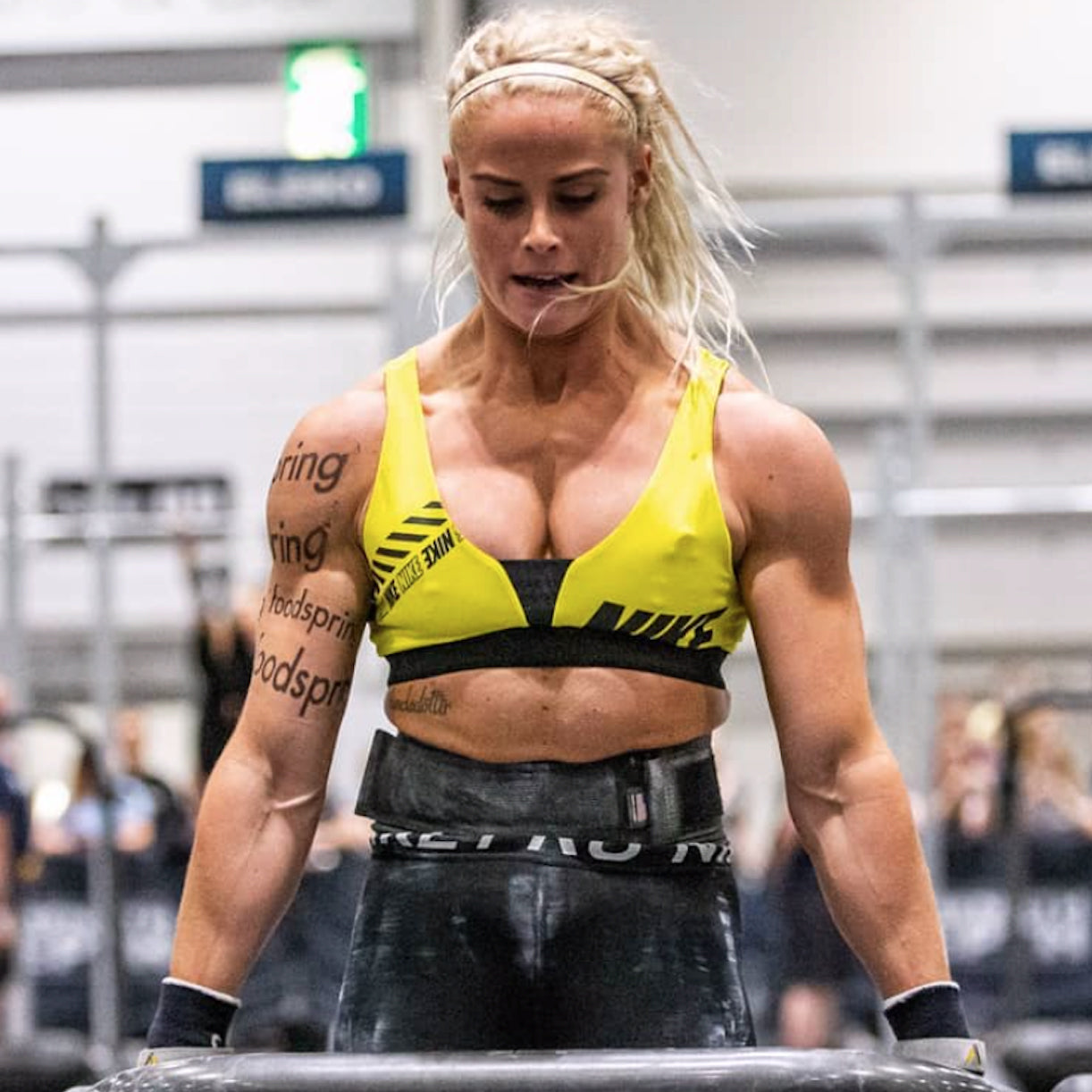 Sara Sigmundsdottir & Bjorgvin Karl Gudmundsson Discuss How They Trained For CrossFit Games