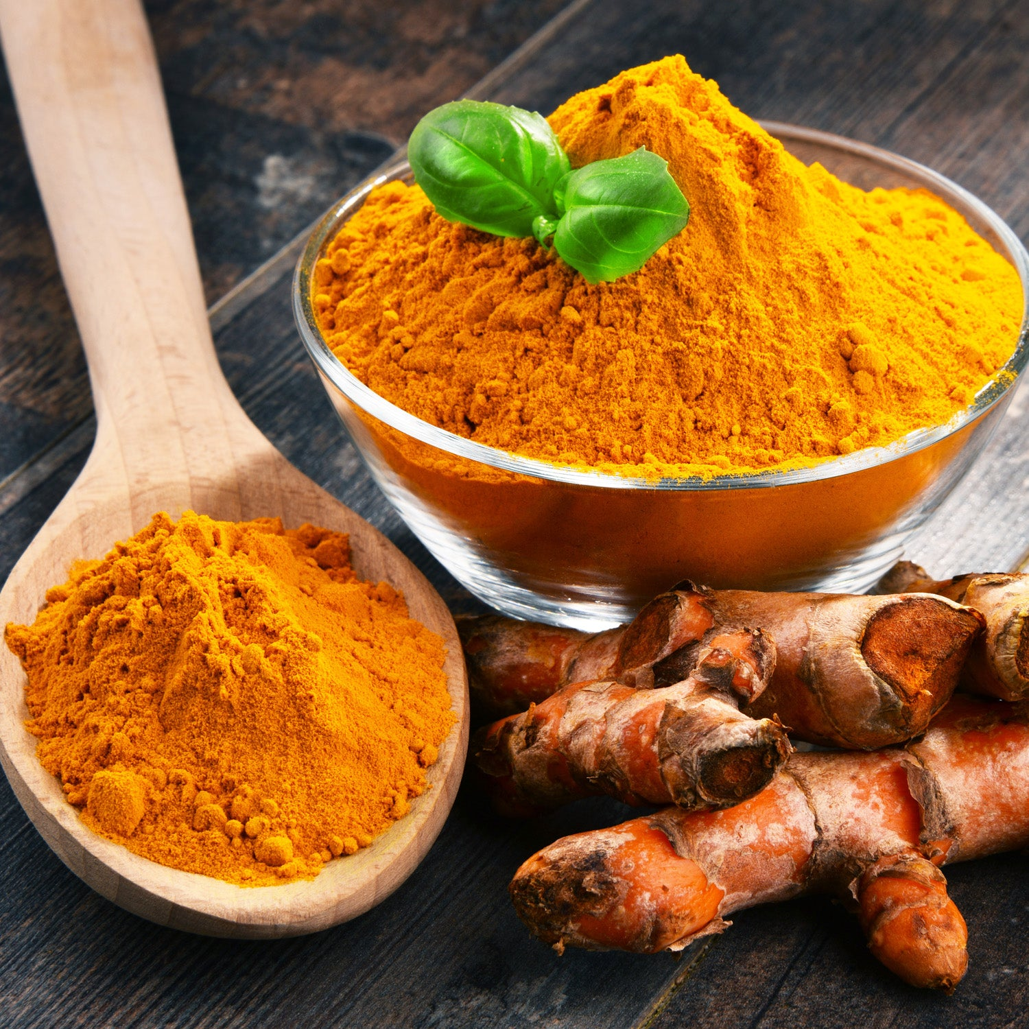 5 Health Benefits Of Turmeric & Curcumin