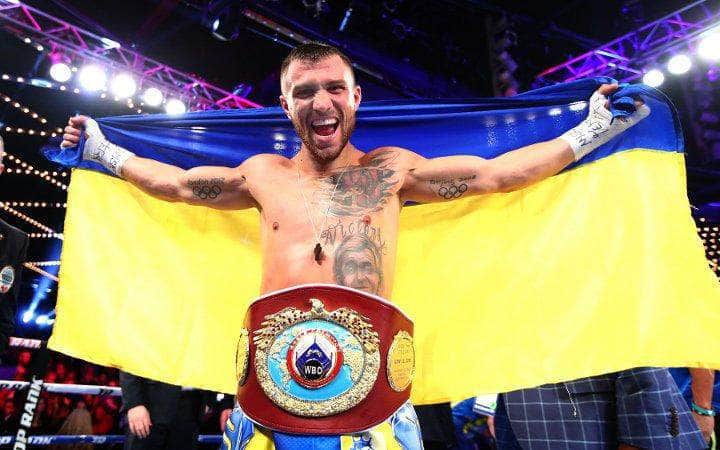 Vasyl Lomachenko Training & Diet: How Does The World's Best Boxer Prepare For A Fight?