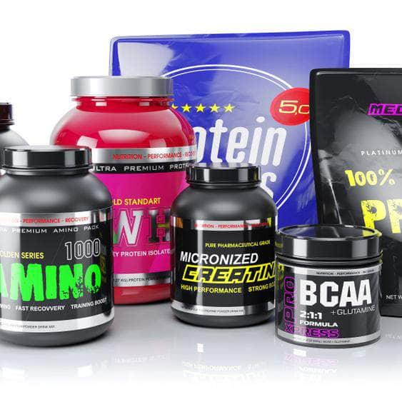 6 Most Popular Fitness Supplements