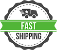 Badge Fast Shipping