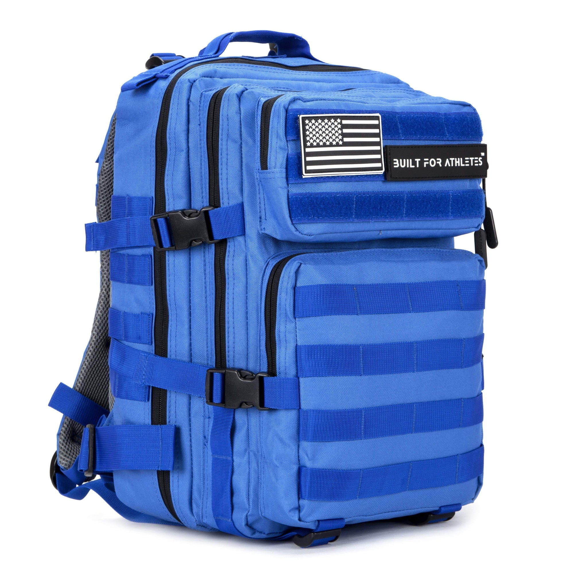 Built for Athletes Backpacks 25L Royal Blue Hero Backpack
