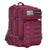 Burgundy Hero Backpack