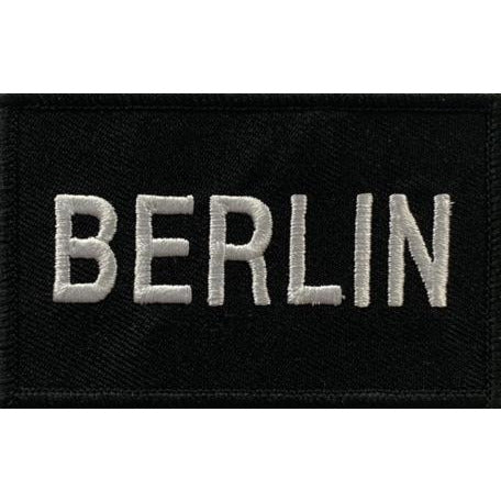 Built for Athletes Patches Berlin Patch
