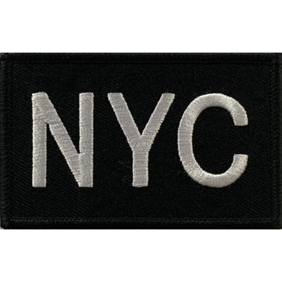 Built for Athletes Patches New York Patch