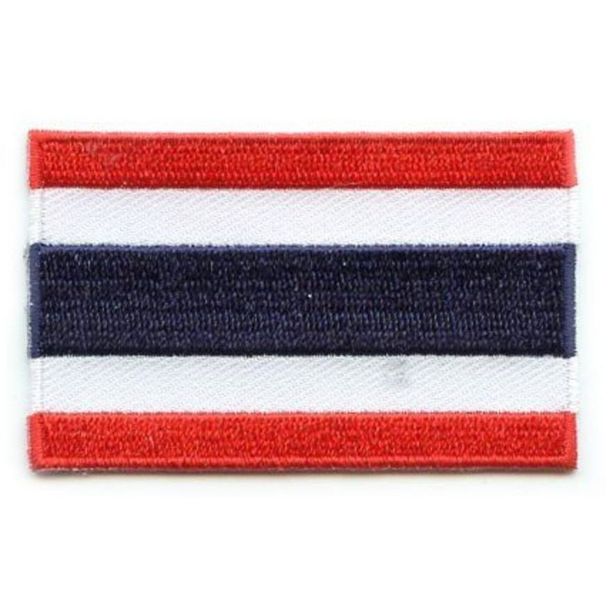 Built for Athletes Patches Thailand Velcro Patch