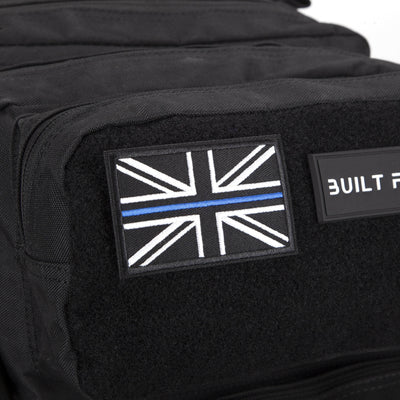 Built for Athletes Patches UK Thin Blue Line