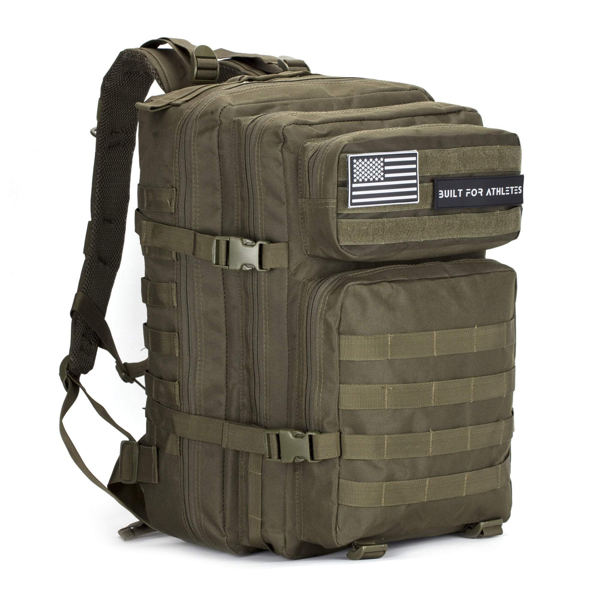 MetCon Store Backpacks Army Green Hero Backpack