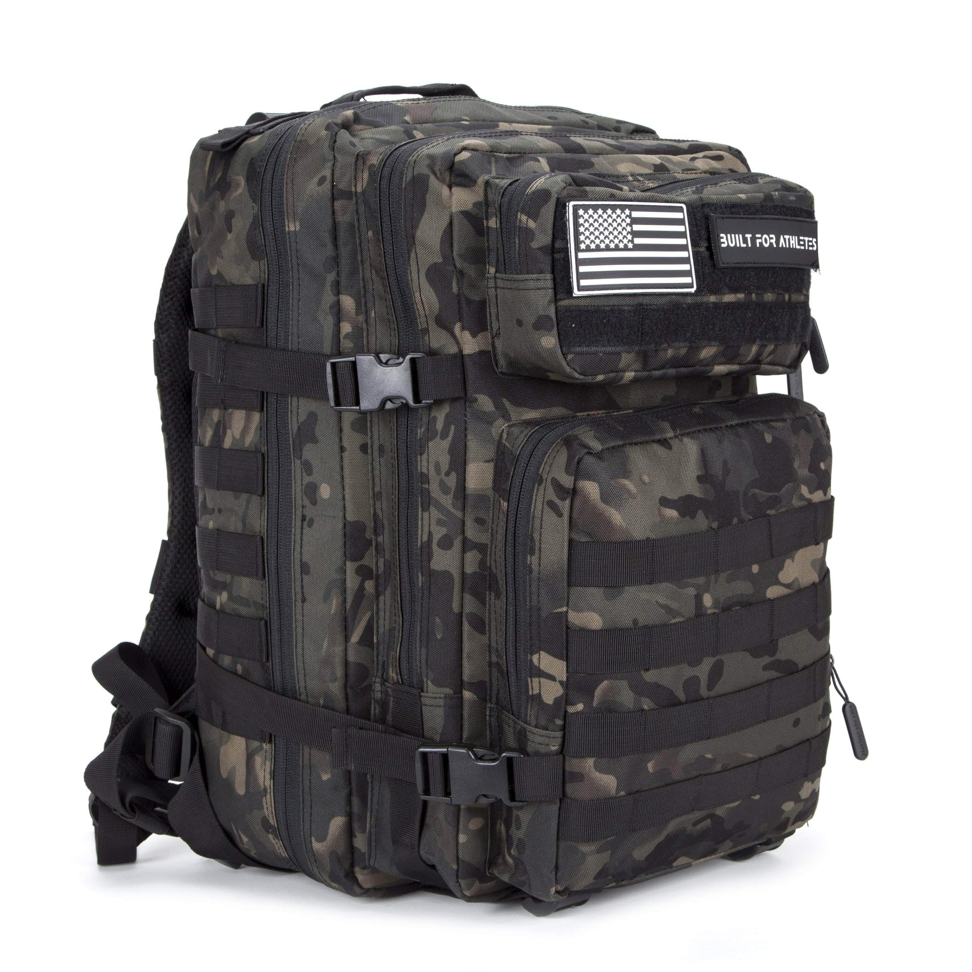 MetCon Store Backpacks Black Camo Hero Backpack