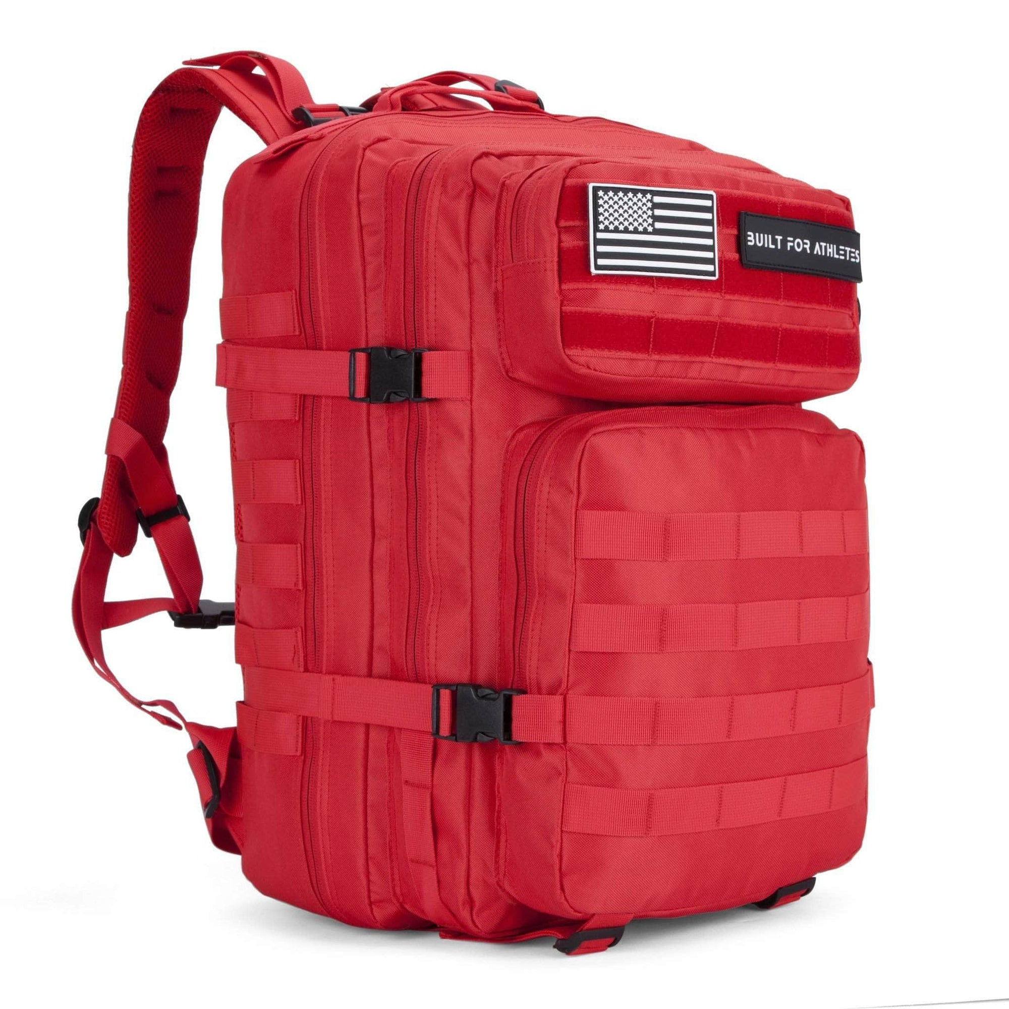 Red Hero Backpack