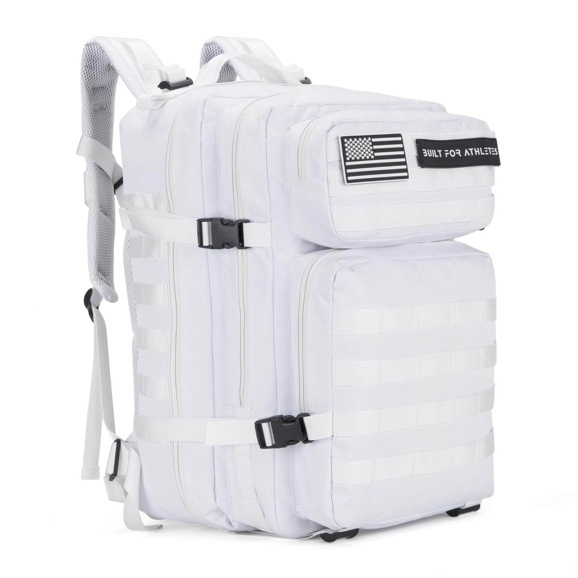 White Hero Backpack