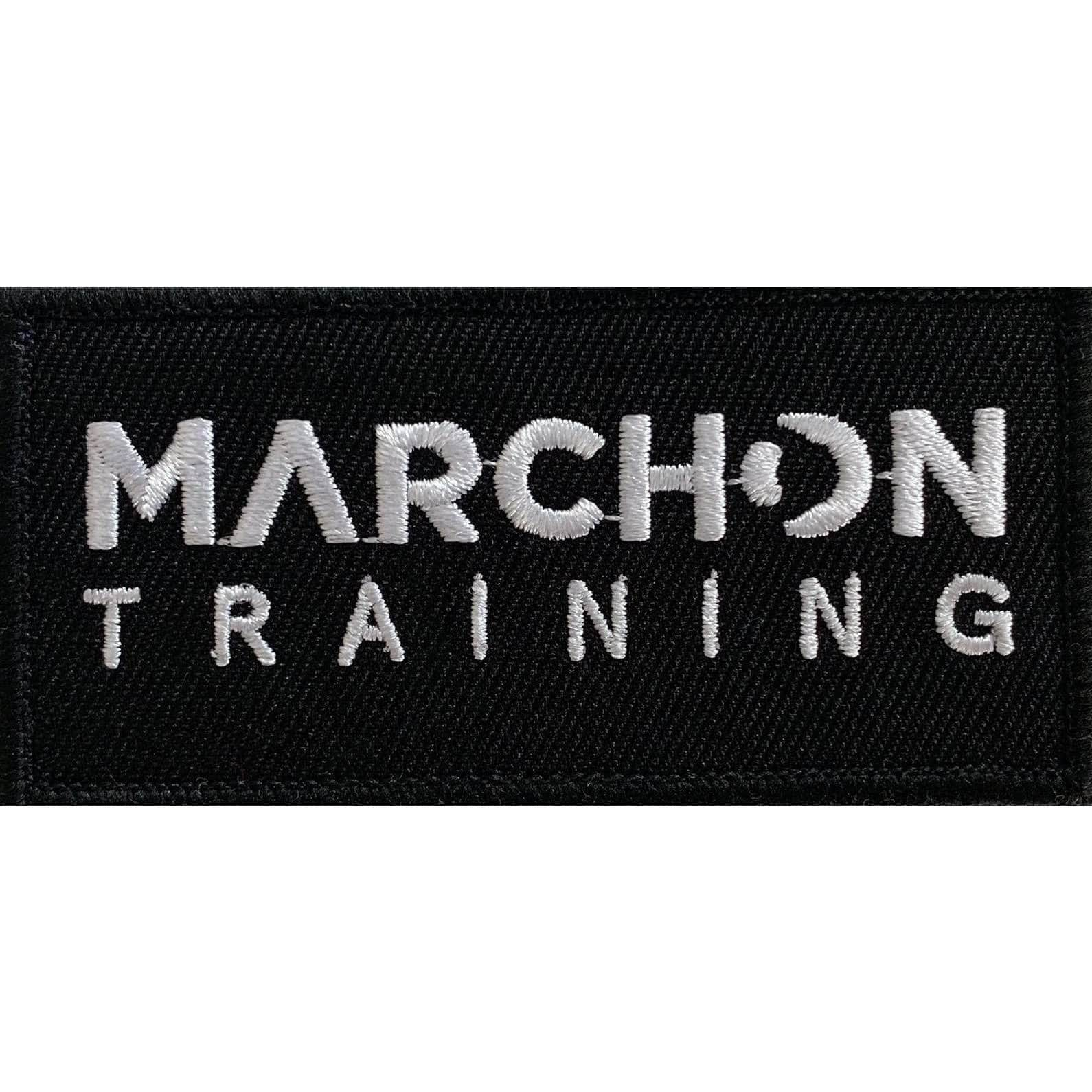 MetCon Store Patches Marchon Training