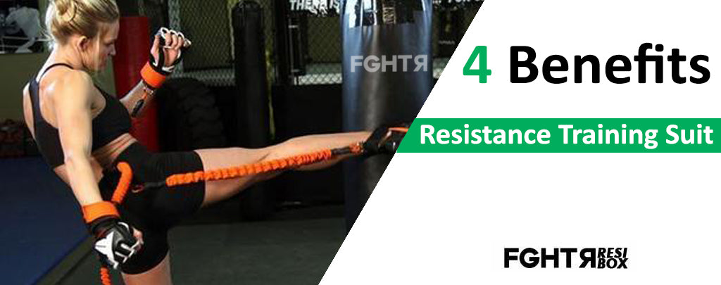 4 Benefits of Boxing Resistance Training Fight Suit