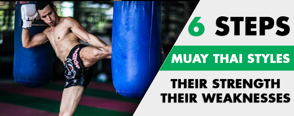 6 Steps To Lose Weight & Build Muscle With Muay Thai Training