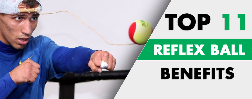 11 Amazing Reflex Ball Benefits For Boxing