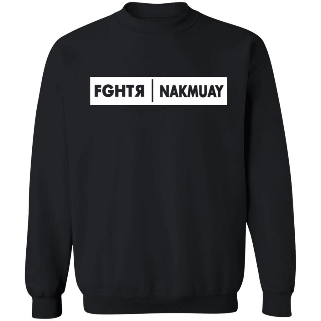 FGHTR Nakmuay Sweater - Black