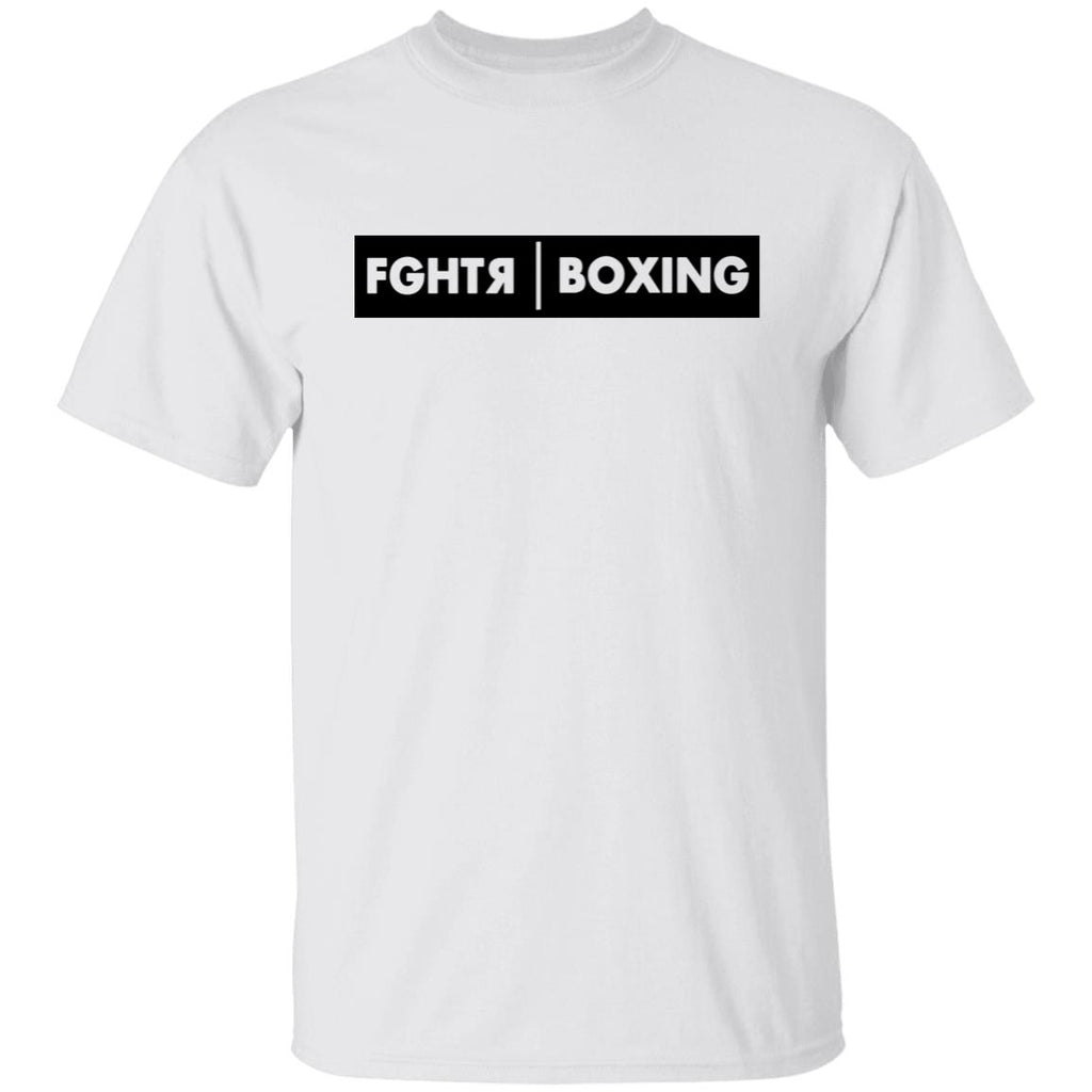 FGHTR Boxing T-Shirt - White