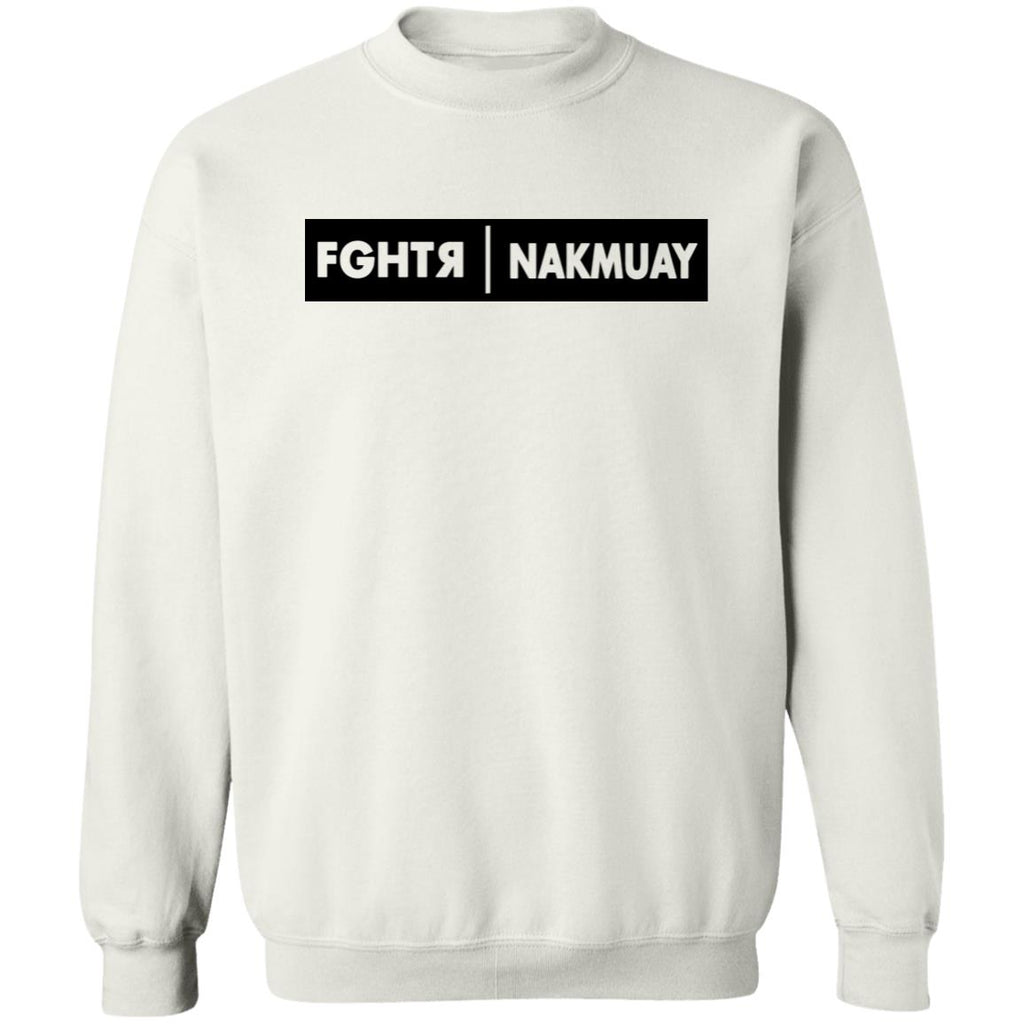 FGHTR Nakmuay Sweater - White