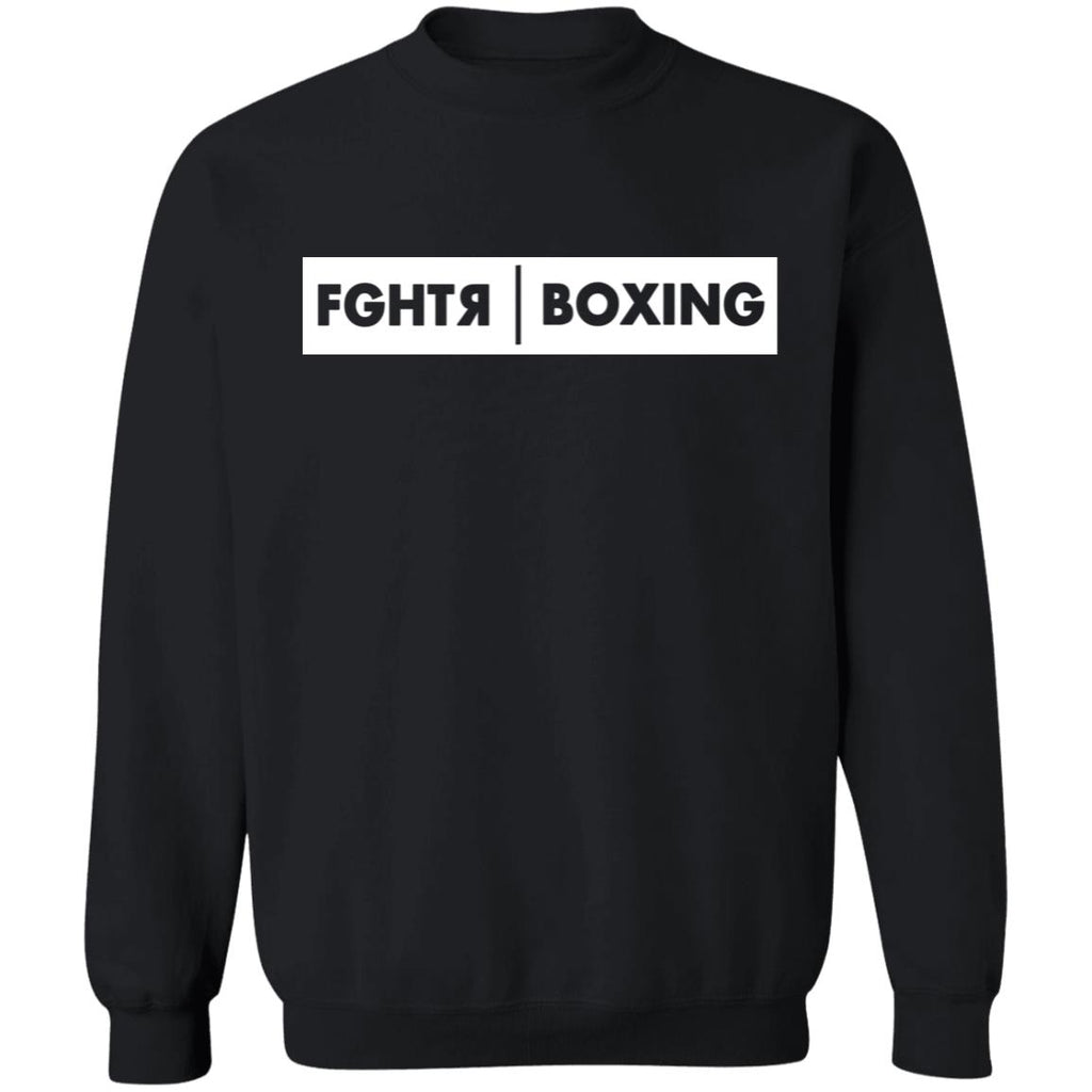 FGHTR Boxing Sweater - Black