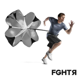 Running Parachute <br> FGHTR Training Chute