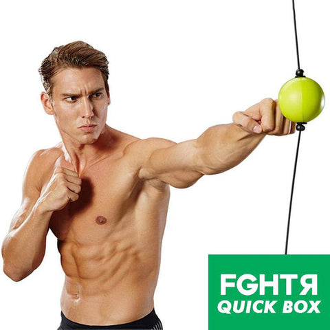 FGHTR Quickbox | Double end ball | FGHTR