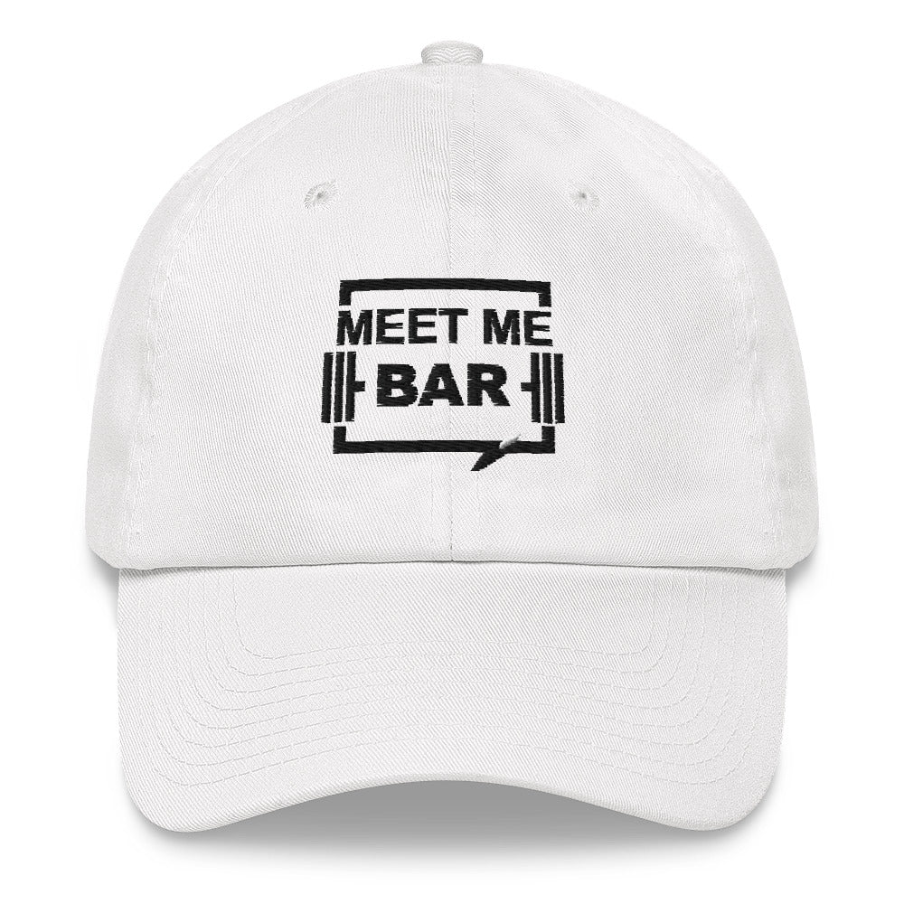 Meet me at the Bar Cap