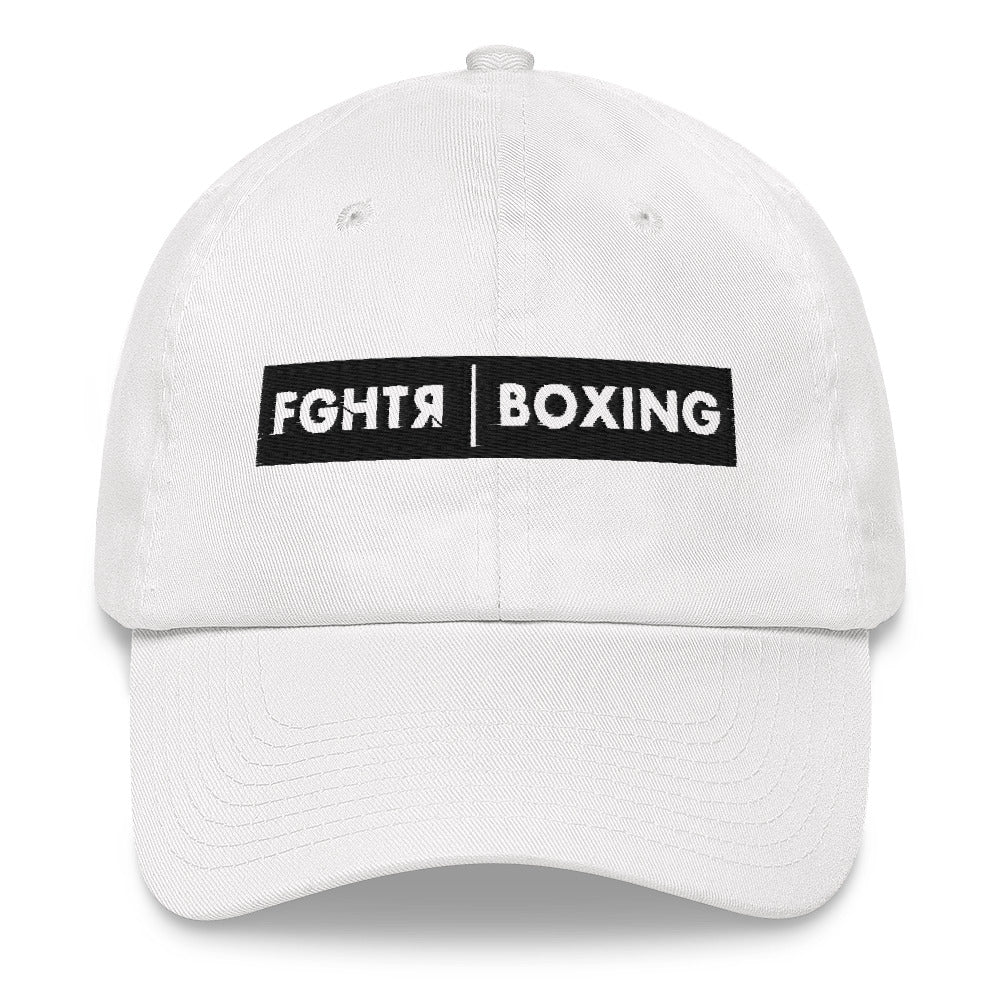 FGHTR Official Boxing Cap
