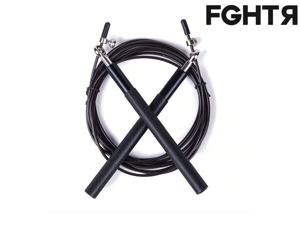 Speed Jump Rope  <br> FGHTR Training Rope