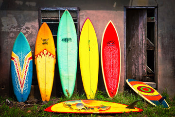 Vintage Surfboards - [product_tags] - The Salty Pixel