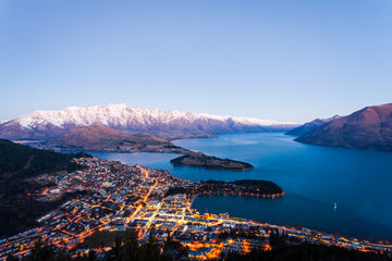 Queenstown Twilight - [product_tags] - The Salty Pixel