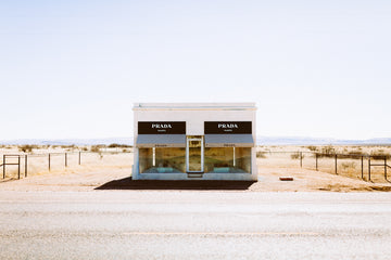 Prada Marfa - The Salty Pixel