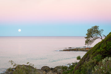 The Salty Pixel - Coolum Moon - [product_tags]