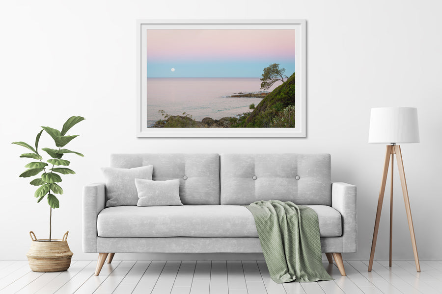Coolum Moon - [product_tags] - The Salty Pixel