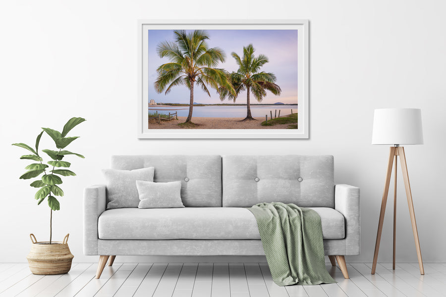 Cotton Tree Palms - [product_tags] - The Salty Pixel