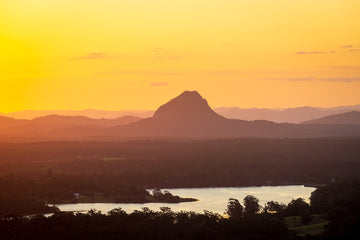 Cooroora Sunset - The Salty Pixel