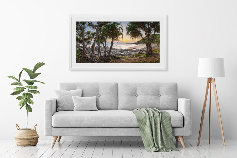 Pandanus Grove - The Salty Pixel