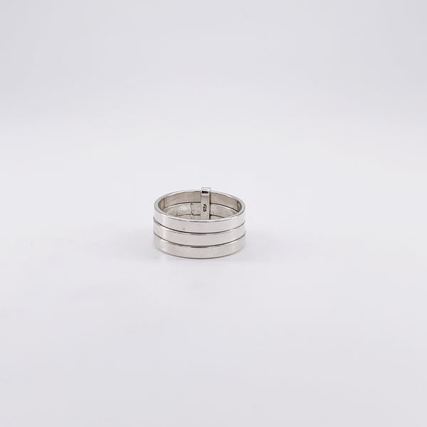 Plata Paris - Bague Aida