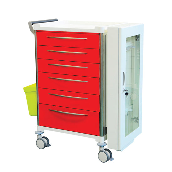 Difficult Airway Trolley